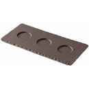 Revol Basalt Tray with 3 Indents
