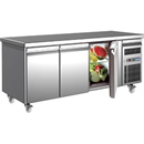 Polar Counter - 600mm Refrigerator 3 Doors - 339Ltr (M)