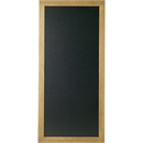 Teak Range Long Model Wallboard 560x1700mm Teak Lacquered