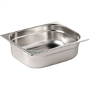 Stainless Steel Gastronorm Pan - 2/3 Two Third Size
