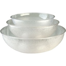 Pebbled Salad Bowl - Polycarbonate
