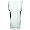 Polycarbonate American Hi Ball Glasses 340ml CE Marked at 285ml (36pc)