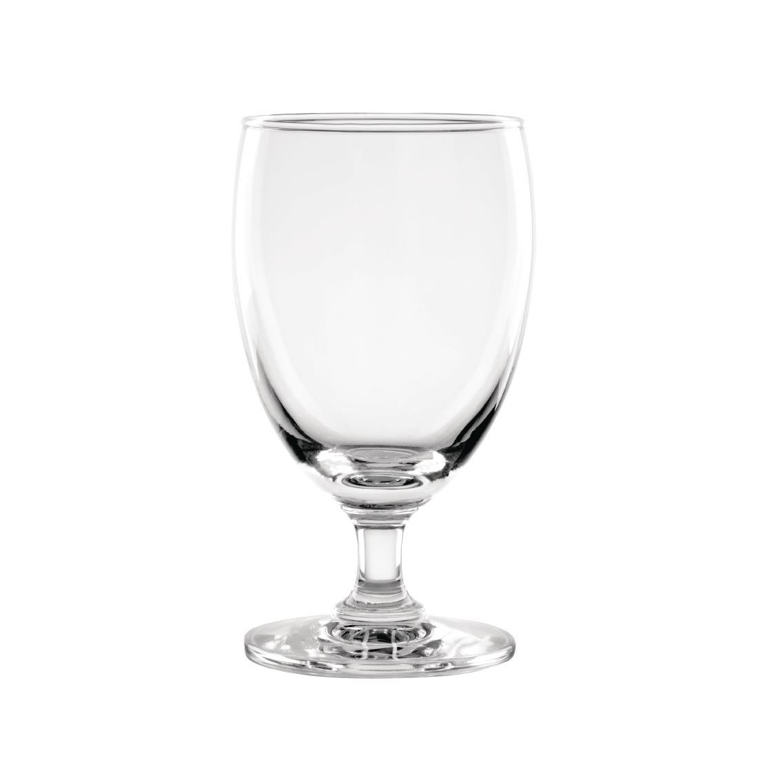 Olympia Cocktail Short Stemmed Wine Glass - 308ml 10 3/4oz (Box 6)