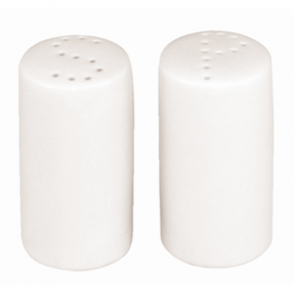 Olympia Whiteware Pepper Shakers 80mm (Box 12)