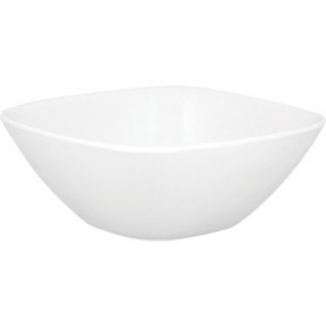 Kristallon Melamine Rounded Square Bowls 120mm (Box 6)