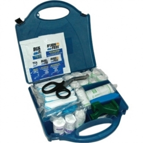 Catering First Aid & Burns Kit 10 person