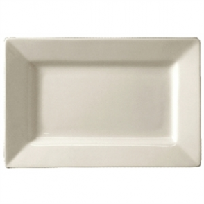 Wide Rime Rectangular Plate  310mm (Box 2)
