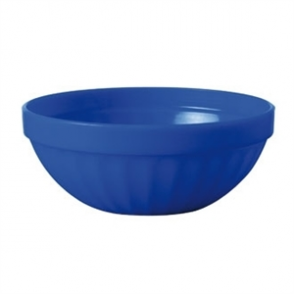 Kristallon Polycarbonate Bowls Blue 102mm (Box 12)