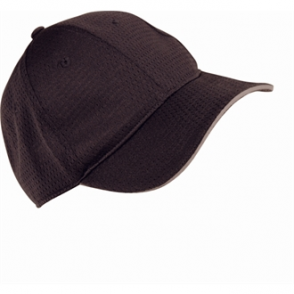 Colour by Chef Works Cool Vent Baseball Cap - Grey