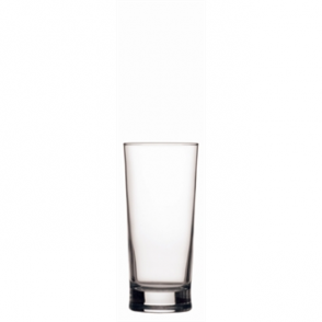 Senator Nucleated Conical Beer Glasses 280ml CE Marked (12pc)
