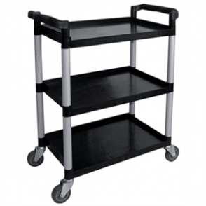 Vogue Polypropylene Mobile Trolley Small CF101