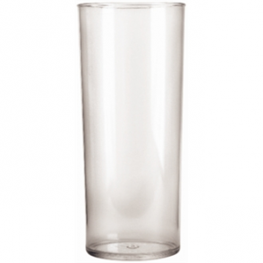 Polycarbonate Hi Ball Glasses 285ml CE Marked (48pc)