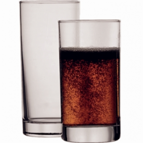 Hi-Ball Tumbler 10oz Nucleated CE Stamped (48pc)
