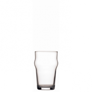 Arcoroc Nonic Beer Glasses 285ml CE Marked (48pc)