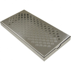 Back Bar Drip Tray 300 x 150 x 23mm.