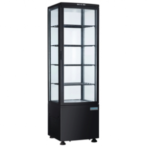 Polar Chilled Display with Curved Glass Door