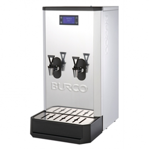 Burco Autofill Countertop Water Boiler (Twin Tap) with Filtration