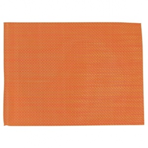 APS PVC Placemat Orange (Box 6)