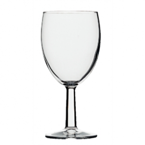 Saxon Wine Goblets 200ml CE Marked at 125ml (48pc)