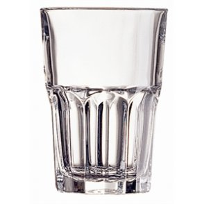 Arcoroc Granity Hi Ball Glasses 350ml CE Marked at 285ml