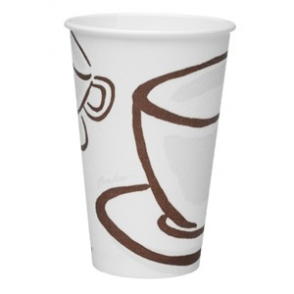 Milano Barrier Hot Cups 16oz (box 480)