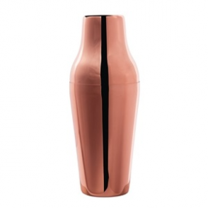Copper Cocktail Shaker 600ml