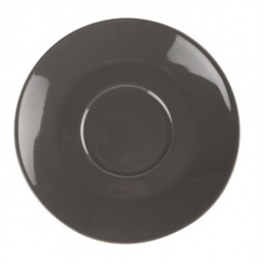 Olympia Café Saucers Charcoal (12pp)