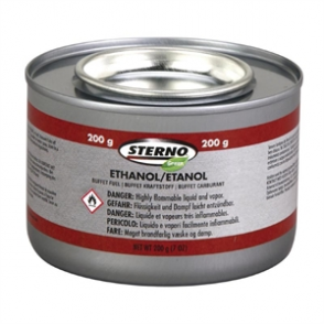 Sterno Gel Chafing Fuel 48 Tins