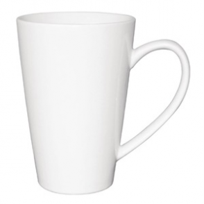 Olympia Café Latte Cups White 340ml 12oz (12pp)