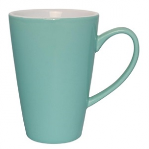 Olympia Café Latte Cups Aqua 340ml 12oz (12pp)