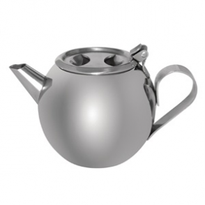 Olympia Stacking Teapot Stainless Steel 500mls