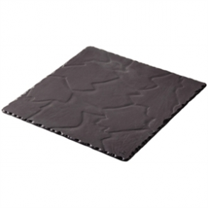 Revol Basalt Square Plate 250x250mm 9.75x9.75 (Box 6)