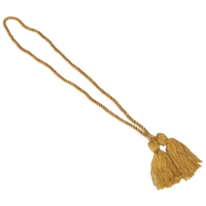 A4 size Gold Cord (to secure insert).