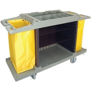 Bolero Housekeeping Trolley (Standard) - 1500x540x985mm