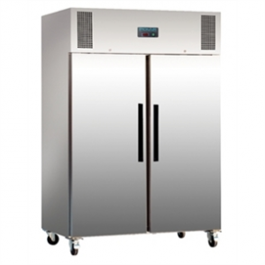 Polar Gastro Refrigerator 2 Door Upright - 1200L (M)