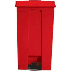 Rubbermaid Step-On-Container 87Ltr Red