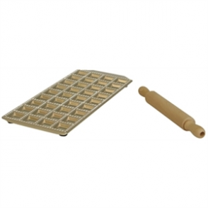 Imperia Ravioli Tray and Roller