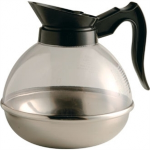 Coffee Jug with Tritan Material St/St Base