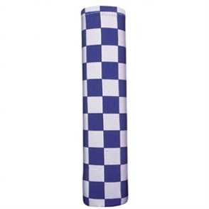 Big Blue and White Check Neckerchief