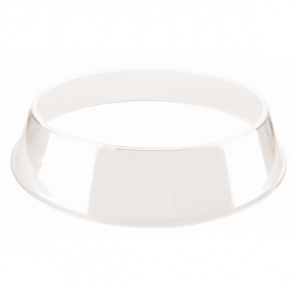 Polycarbonate Plate Ring 40(H)x 215(Ø)mm
