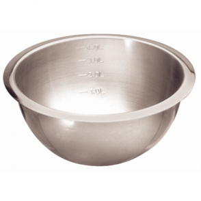 Vogue Graduated Mixing Bowl 4Ltr
