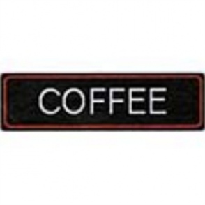 Airpot Coffee label