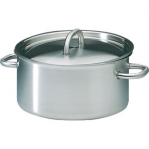 Bourgeat Excellence Casserole Pan - 24cm