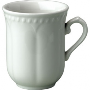Buckingham White Mug - 10oz (Box 24)