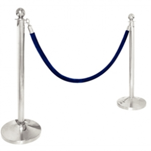 Stainless Steel Barrier Post Ball Top