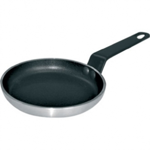 Vogue Non Stick Aluminium Blinis Pan 120mm