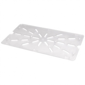 Drainer Plates for Polycarbonate Gastronorm Container 1/1 gastronorm size.