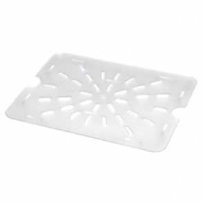 Drainer Plates for Polycarbonate Gastronorm Container 1/2 gastronorm size.