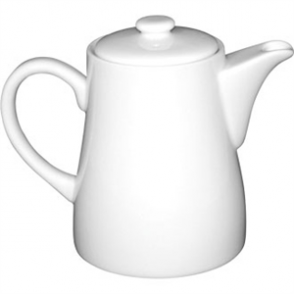 Olympia Whiteware Coffee Pots 653ml 24oz (Box 4)