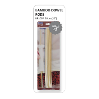 PME Bamboo Dowel Rods